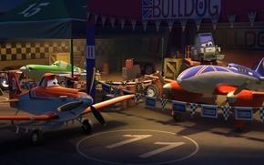 Picture machine, cartoon, wings, adventure, Cars, rally, wings, Cars, Walt Disney, animation, action, Walt Disney, adventure, …