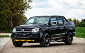 Picture Volkswagen, Volkswagen, Amarok, 2014, MTM, Passion, Amarok