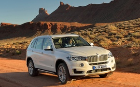 Picture white, BMW, BMW, car, beautiful, xDrive30d