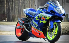 Picture Suzuki, motorcycle, GSX-R