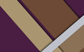 Picture line, lilac, geometry, design, beige, color, material
