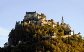 Picture castle, Germany, Hochosterwitz Castle