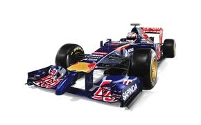 Picture formula 1, the car, Formula 1, Red Bull, red bull, 2014, Toro Rosso, STR9