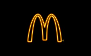 Picture Wallpaper, logo, wallpapers, mcdonald's, McDonald's