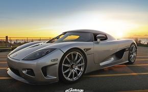 Picture Koenigsegg, wheels, CCX, hrome