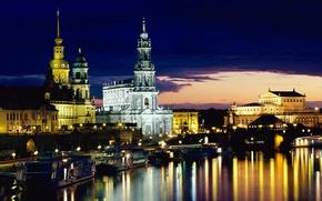Picture Germany, Dresden, Elba