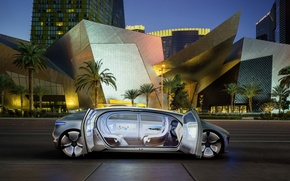 Picture the city, Mercedes-Benz, car