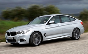 Picture car, BMW, 335i, speed, Gran Turismo, M Sports Package