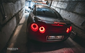 Picture machine, auto, Nissan, auto, photography, gt-r, feed, Thirteen