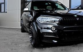 Picture Black, BMW, Tuning, BMW, Hamann, F15, M50d
