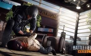 Picture Electronic Arts, Visceral Games, Dice, Battlefield: Hardline
