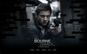Picture the film, 2012, actor, jeremy renner, the bourne legacy, the Bourne supremacy