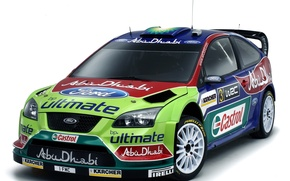 Picture focus, ford, Ford, rally, rally, wrc, focus