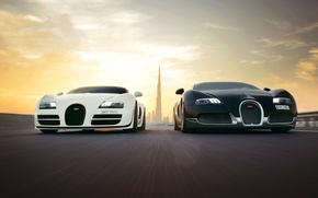Picture veyron, bugatti, dubai, supersport