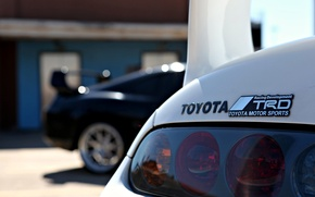 Picture photo, white, supra, black, view, cars, auto, toyota, Wallpaper HD, tuning cars, tuning auto, race ...