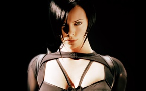 Picture Girl, Charlize Theron, Movie, Aeon Flux, Aeon Flux, Charlize Theron.