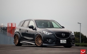 Picture Mazda, Vossen, Wheels, VFS2, 2014 - 1044, CX5