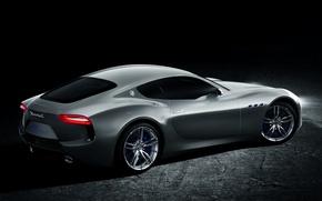 Picture Maserati, concept, auto, alfieri