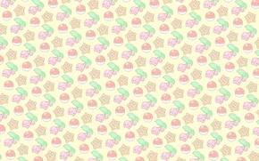 Picture background, texture, anime, art, Pikachu, pokemon