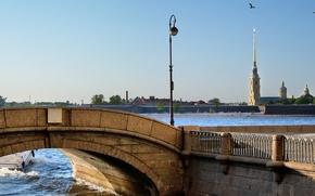 Picture the sun, Saint Petersburg, The Hermitage, Neva, Petropavlivka
