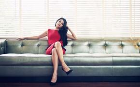 Picture girl, actress, brunette, beauty, Selena Gomez