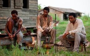Wallpaper slaves, child, black, Chiwetel Ejiofor, 12 years of slavery, Lupita Nyong'o