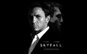 "Picture actor, 2012, Daniel Craig, agent, James Bond, Daniel Craig, SKYFALL, 007 coordinates ""skayfoll"""