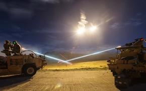 Picture Army, Jackal, Heavy Machine Gun, 50 calibre