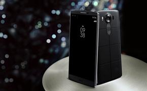 Picture hi-tech, Smartphone, LG V10