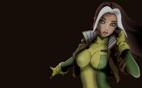 Picture Girl, Rogue, Marvel Comics, Rascal, Rogue