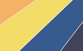 Picture white, line, orange, blue, yellow, strip, texture, material