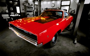 Picture car, dodge, muscle, charger