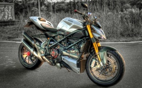 Picture background, motorcycle, Ducati