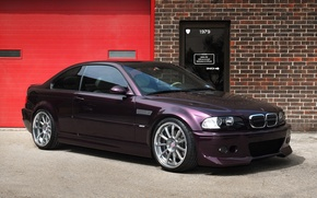Picture background, tuning, coupe, garage, BMW, BMW, Coupe, tuning, the front, IND