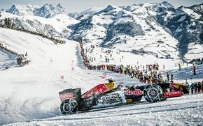 Wallpaper formula 1, the car, Red Bull, RB11