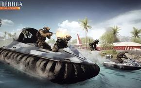 Picture boat, Electronic Arts, Battlefield 4, naval strike