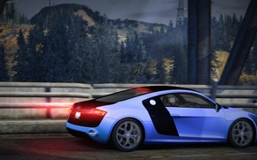 Picture City, Audi R8, Need for speed world