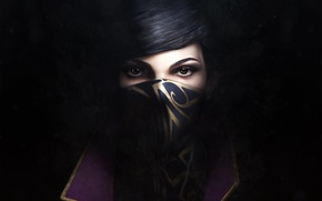 Picture Look, Emily, Bethesda Softworks, Bethesda, Emily, Arkane Studios, Dishonored 2