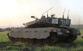 "Picture field, tank, combat, main, Merkava, Israel, ""Merkava"""