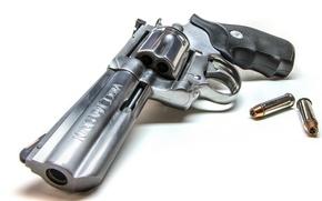 Picture gun, weapons, cartridges, Colt King Cobra
