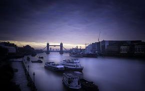 Picture the city, London, Morning