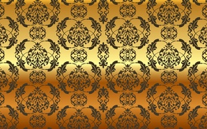 Picture background, gold, pattern, vector, golden, ornament, vintage, background, pattern, gradient