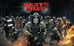 Picture police, swat, DLC, Payday 2, Death Wish, Bulldozer