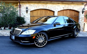 Picture Lexani, Mercedes, Mercedes, S-classe, W221