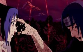 Picture Anime, Sasuke, Sasuke, Naruto, Naruto, Anime, Itachi, Itachi