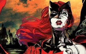 Picture DC Comics, Batwoman, Comics, Batwoman, Katherine Kane