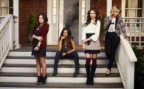 Picture the series, beauty, Pretty Little Liars, pretty little liars