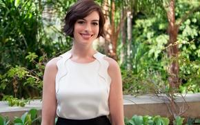 Picture Anne Hathaway, press conference, Interstellar, Interstellar, October 2014