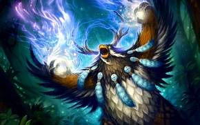 Picture wow, world of warcraft, druid