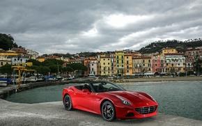Picture Ferrari, supercar, Ferrari, CA, California